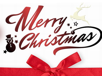 Merry Christmas! May the joy of Christmas linger in your heart all the year round.