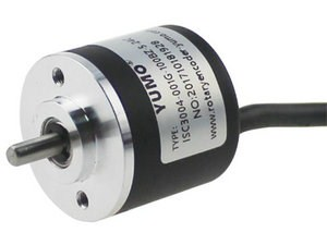ISC3004  Series Solid-Shaft Incremental Rotary Encoder