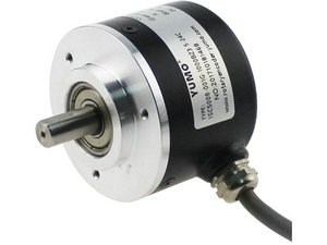 ISC5008 Series Solid-Shaft Incremental Rotary Encoder