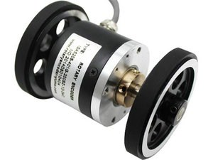 ISA5208 Series Hollow-Shaft Incremental Rotary Encoder